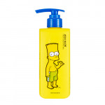 THE FACE SHOP Jeju Aloe Fresh Soothing Gel (The Simpsons) 300ml
