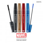 THE FACE SHOP 2 in 1 Curling Mascara (Marvel Edition) 8.5g