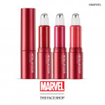 THE FACE SHOP Metal Lip Color (Marvel Edition) 3.5g