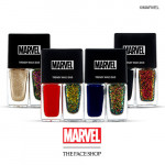 THE FACE SHOP Trendy Nails Duo (Marvel Edition) 4ml*2