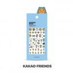 THE FACE SHOP Hoodie Ryan Trendy Nail Art Sticker (Kakao Friends) 1ea