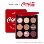 THE FACE SHOP Mono Pop Eyes Coke Red 5.4g