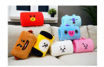 BT21 Handy Warmer Cushion 1ea