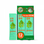 HOLIKA HOLIKA Pure Essence Mugwort Bubble Cleansing Pack 5g* 12ea