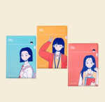 [R] Eighteen Paper Folder SET