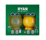 THE FACE SHOP Club Ryan Body Care Travel Kit 60ml*2ea