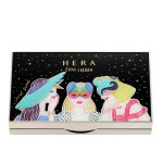 [W] HERA X Edith Carron Eye Palette 1ea
