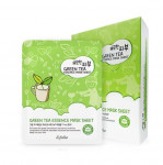 ESFOLIO Green tea essence mask sheet _10sheet