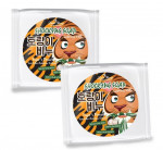 Label Young Shocking Tiger Soap 100g 1+1
