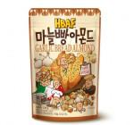 [F] HBAF Garlic Bread Almond 130g