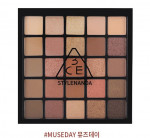 STYLENANDA 3CE PRO MULTI EYE COLOR PALETTE #MUSEDAY
