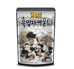 [F] HBAF Black Sesame Almond 120g