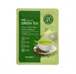 [S] TONYMOLY The Chok chok Green tea watery mask sheet