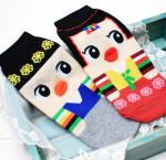 Groom Character socks 1pair