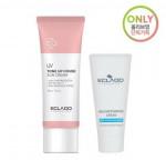 [R] ECLADO UV Tone Up Cover Sun cream SPF50+/PA++++Special Set