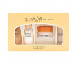 [S] Etude Collagen Moistfull Skin Care 4pcs Kit