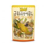 [F] HBAF Baked Corn Almond 210g