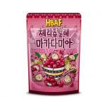 [F] HBAF Cherries Jubilee Macadamia 80g