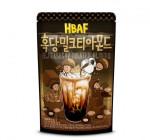 [F] HBAF Black Sugar Milk Tea Almond 190g
