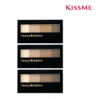 KISSME Heary Rotation Powder 3D Nose shadow eyeborw