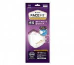 [R] Blue Face Fit KF80 Protects Yellow dust & Ultra -fine dust 100pcs.