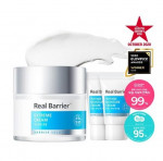 Real Barrier Extreme Cream 50ml +intense moisture cream10mlx2