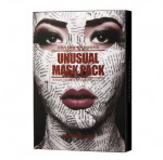 [E] mimoRecipe UNUSUAL Mask pack -intensive trouble care &soothing_ 1sheet