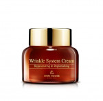 [Online Shop] The skin house Wrinkle System Cream 50g
