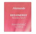 [S] MAMONDE Red Energy Recovery Serum 1mlx10ea