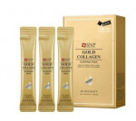 [SALE] SNP Gold Collagen Sleeping Pack 4ml*20pcs