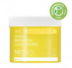 NEOGEN Dermalogy Lemon Bright PHA Gauze Peeling 190ml/30p