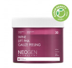 NEOGEN Dermalogy Wine Lift PHA Gauze Peeling 190ml/30p.
