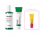 DR.JART Cicapair Cream 50ml +Serum 50ml +miplay foam