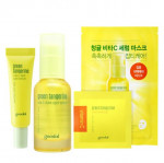 GOODAL Green Tangerine Vita C Dark Spot Serum 30ml set