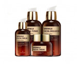 THE SKIN HOUSE Wrinkle Facial Care Set 4items