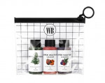 WONDER BATH Super Vegitoks Cleanser Miniature Kit 30ml*3