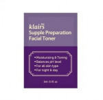 KLAIRS Supple Preparation Facial Toner 3mlx3ea