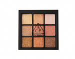 STYLENANDA 3CE MULTI EYE COLOR PALETTE #ALL NIGHTER
