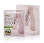 koelf Melting essence foot pack *10ea