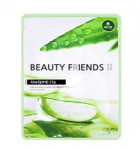 Beauty Friends II Essence Mask Sheet [Aloe] 23gx10ea