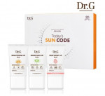 Dr.G Best sun cream 3items set (Limited edition)
