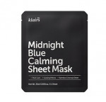 KLAIRS Midnight Blue Calming sheet Mask [1 sheet]