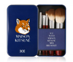 STYLENANDA 3CE MAISON KITSUNE MINI BRUSH KIT