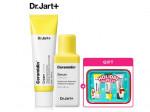 DR.JART+ Ceramidin Serum 40ml +Cream 50ml+ Gift
