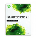 Beauty Friends II Essence Mask Sheet [Marine Algae] 23gx10ea