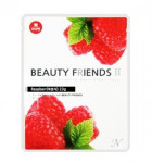 Beauty Friends II Essence Mask Sheet [Raspberry] 23gx10ea