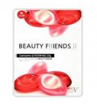 Beauty Friends II Essence Mask Sheet [Coenzyme Q10] 23gx10ea