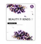 Beauty Friends II Essence Mask Sheet [Herb] 23gx10ea