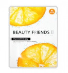 Beauty Friends II Essence Mask Sheet [Vitamin] 23gx10ea