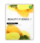 Beauty Friends II Essence Mask Sheet [Potato] 23gx10ea